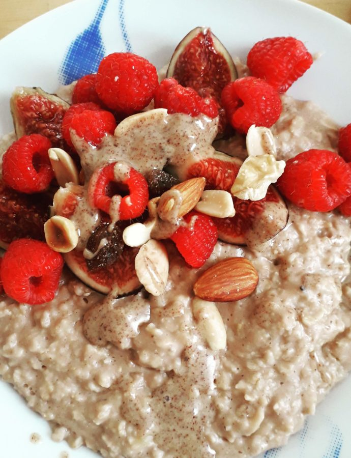 Creamy Dreamy Porridge – Step by Step
