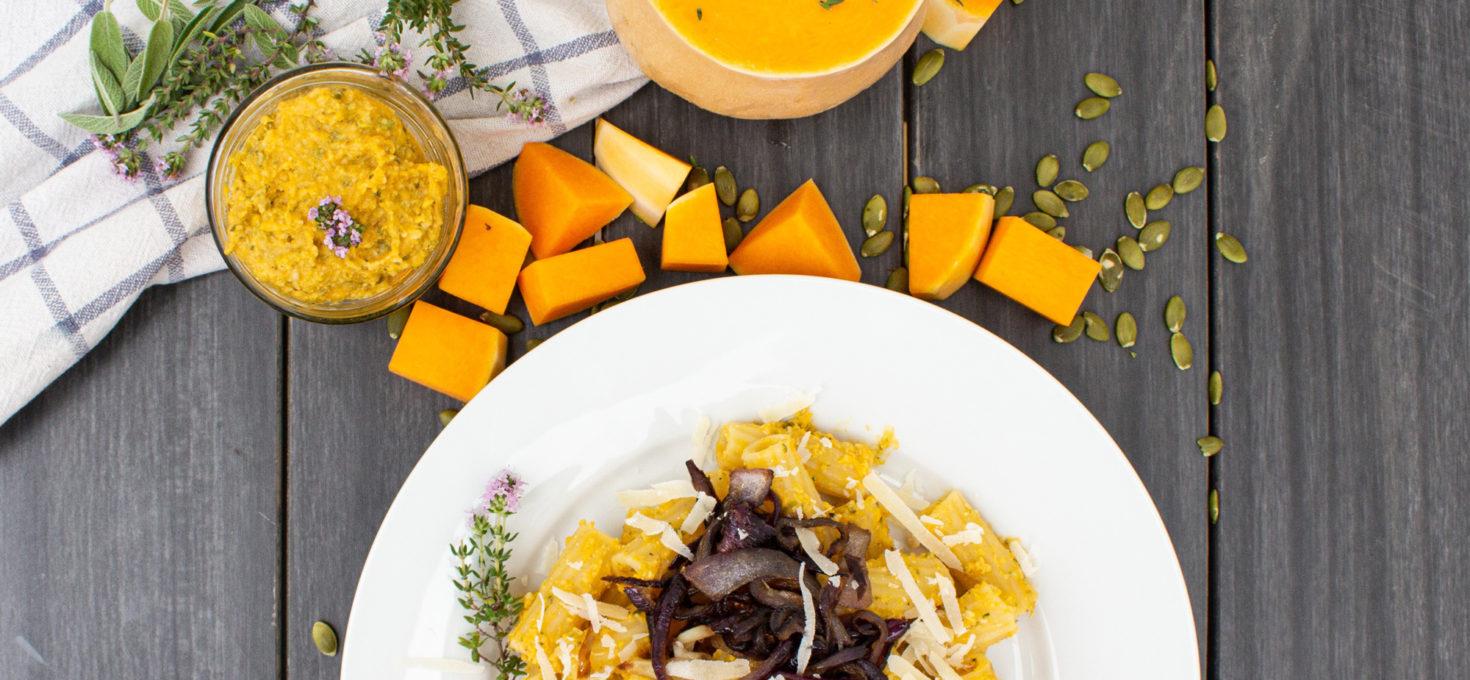 Pesto de Calabaza con Salvia & Tomillo