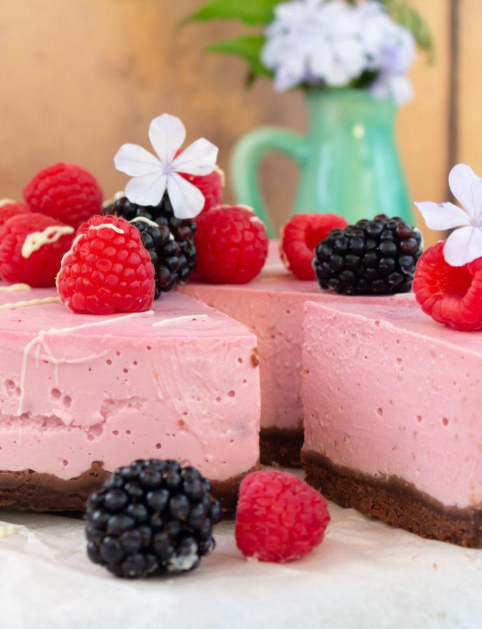 No Bake Cheesecake: dos versiones